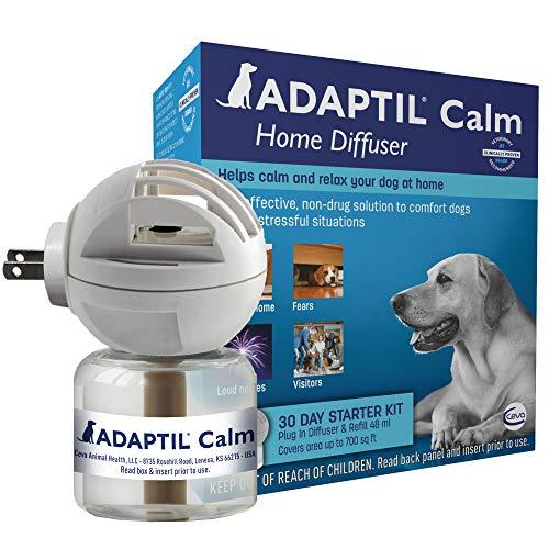 ADAPTIL Dog Calming Pheromone Diffuser, 30 Day...