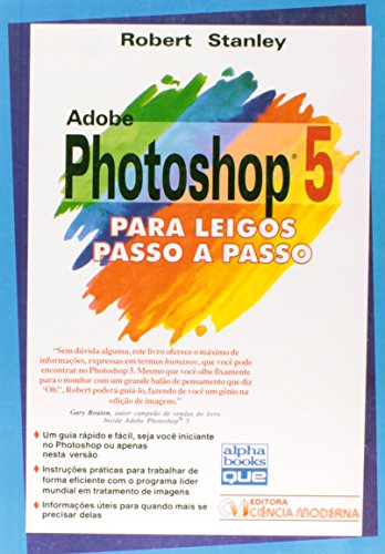 Adobe Photoshop 5.0 For Dummies - Step by Step