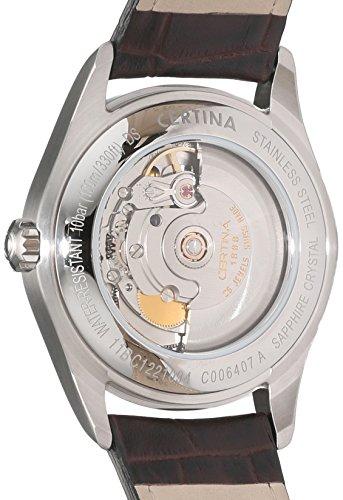 ETA 2824 en reloj Certina