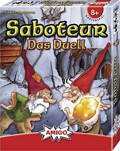 """AMIGO 05943 - \""""Saboteur - Das Duell Kartenspiel"""