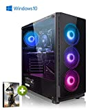 Megaport PC Gamer Sunshot AMD Ryzen 7 2700X 8X 3,70 GHz • nvidia GeForce...