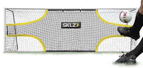 SKLZ Goalshot Tornetz, schwarz/gelb, OneSize