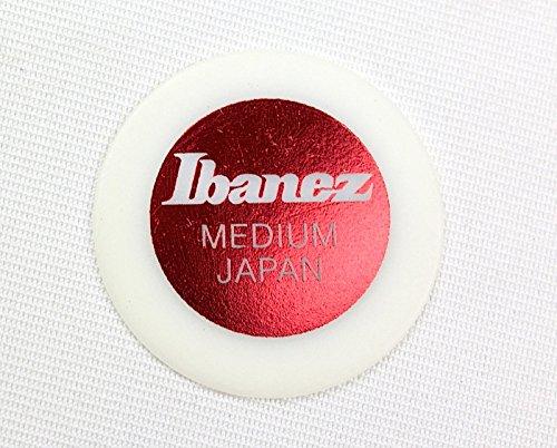 IBANEZ PA1M-WH 真円形ピック×10枚 【徹底紹介】丸いピック・丸形・セミラウンドピック特集!弾きやすくて安くてオススメ!【価格・口コミ・評価・レビュー】