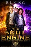The Soul Engine: Happenstance and Bron: Book 1 (A New Urban Fantasy Series in the World of the Alastair Stone Chronicles)