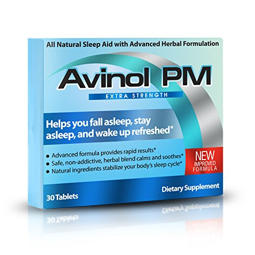 Avinol PM Extra Strength   All-in-One Natural...
