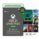 Xbox Game Pass Ultimate | 3 Monate | Mitgliedschaft beinhaltet Psychonauts 2: Standard | Standard | Xbox & Windows 10 - Download Code