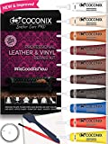 Coconix Vinyl and Leather Repair Kit - Restorer of Your Furniture,...