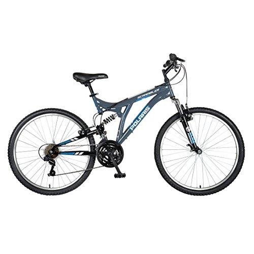 Polaris Scrambler Full Suspension Mountain Bike
