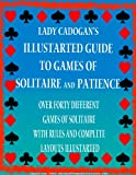 Illustrated Card Games of Patience and Solitaire   Card Games   Playing Cards
