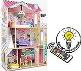Leomark New Royal Mansion Doll Apart House Mansion de rêves Maison de...