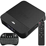 Android TV Box,TV Box Android 9.0, 2GB 16GB Supports 4K 3D, Smart TV Box...