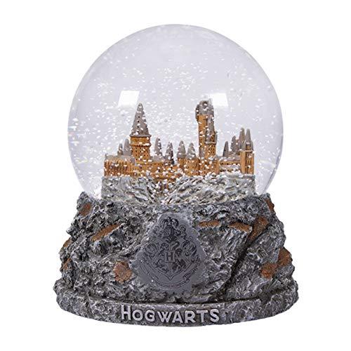 Half Moon Bay SGHP01 Harry Potter Schneekugel mit Hogwarts-Schule, Mehrfarbig