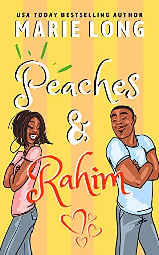 Peaches & Rahim by [Marie Long]