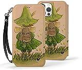 ムーミン Moomin Iphone 12 ケース 手帳型ケース アイフォン12ケース手帳型 Iphone12 おしゃれ……