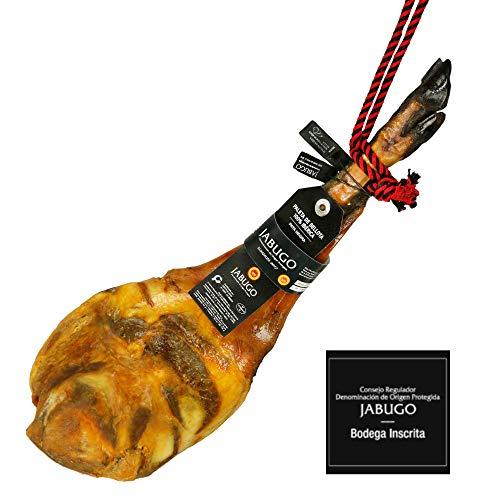 Paleta Jamon Iberico de Bellota 100% Iberico DOP Jabugo Summun - Jamon de Jabugo Pata Negra Certificado - Embutidos Ibericos de Bellota 5.5 - 6 kg