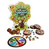 Educational Insights The Sneaky, Snacky Squirrel Game for Preschoolers & Toddlers, Color Recognition, Fine Motor Skills, Ages 3+ (Toy)
