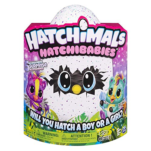 HATCHIMALS Hatchi Babies Ponette