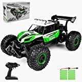RC Cars Remote Control Car Grade 1:14 Scale 4WD Jeep,LED Headlight High-Speed Off Road Trucks ,with...
