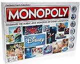 Hasbro c2116104Jeu: Disney, Monopoly