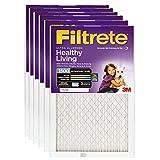 MERV 11 16x25x1 Ultra Allergen Air Filter 6 Pack