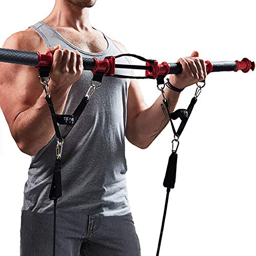 TENSION TONER - Foldable Workout Bar