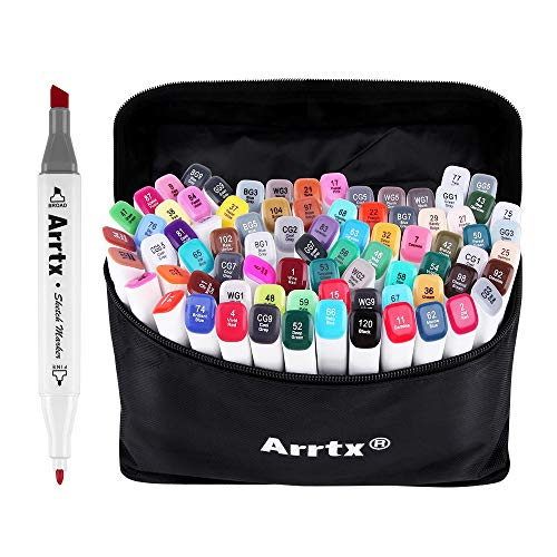 TOUCHNEW Alcohol Marker Pens