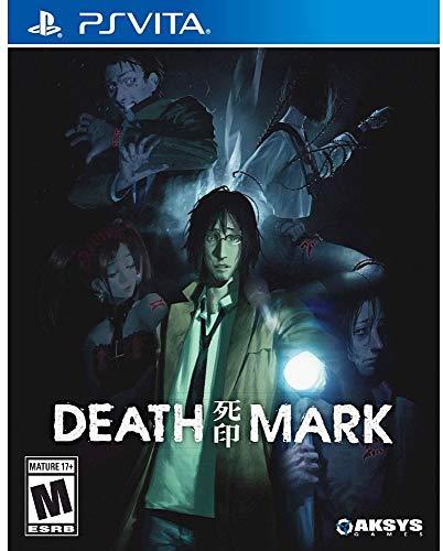 Spirit Hunter: Death Mark Limited Edition - PlayStation Vita