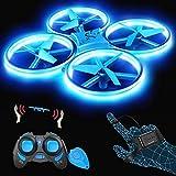 SNAPTAIN SP300 Mini Drone, Quadricottero RC Azionato a Mano con...