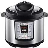 Instant Pot Ip-lux60 Stainless Steel 6-quart 6-in-1 Multi-functional Pressure Cooker Ip-lux60 by Instant Pot