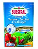 Substral osmocote Tomate, calabacines & Co abono750g