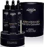 Set Regalo Belleza: Aceite de Ricino, Aceite de Jojoba y Aceite de Rosa Mosqueta...