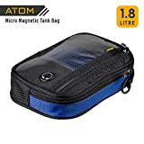 ATOM Daily use Motorcycle tankbag (Magnet) Incl. of Raincover
