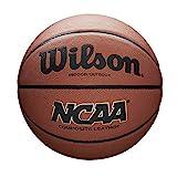 Wilson NCAA Indoor/Outdoor Basketball , Orange, Official - 29.5'