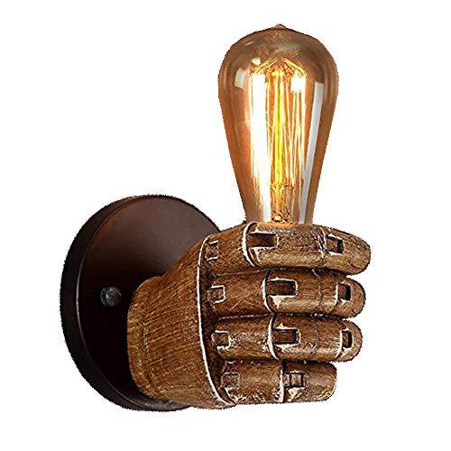 NIUYAO Industriale Lampade da Parete Illuminazione a Mano Vintage Mini Luce a Muro Illuminazione per...