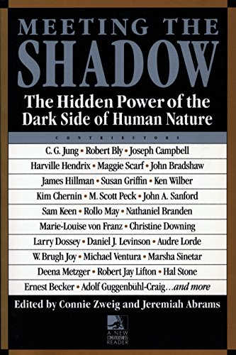 Meeting the Shadow: The Hidden Power of the Dark Side of...