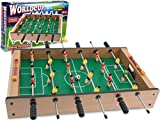Teorema 63444 – Babyfoot de Table Taille Moyenne