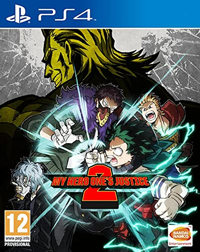 Namco Bandai My Hero One Justice 2 - PS4