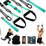 The Unity Training All-in-ONE Bodyweight Resistance Training System. Professional Grade Portable...