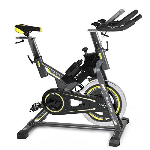 Diadora Fitness Racer 23 Fit Cyclette con Sella e Manubrio Regolabile
