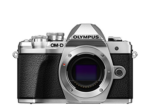 OLYMPUS ミラーレス一眼カメラ OM-D E-M10 MarkIII ボディー シルバー