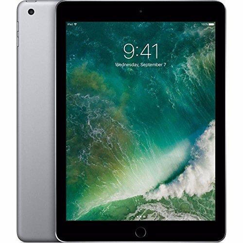 Tablet Apple New Ipad 9.7' Wi-Fi 32Gb Cinza Espacial - Ios 10, Tela Retina 9.7', Câmera 8Mp, Processador A9