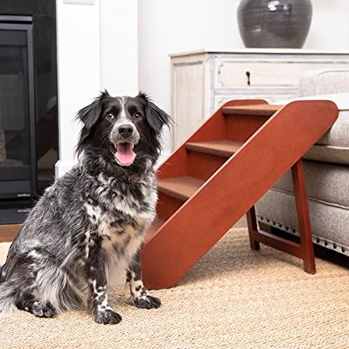 PetSafe CozyUp Folding Wood Pet Steps - Dog and...