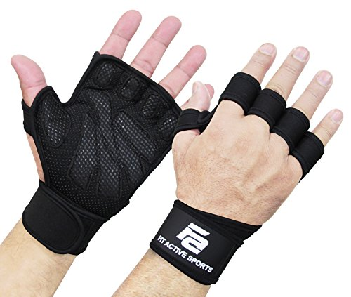 Fit Activated Sports Ventilated Gloves