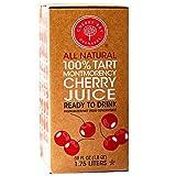 100% Tart Montmorency Cherry Juice (6)