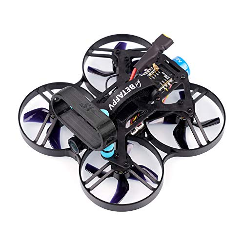 BETAFPV Beta85X V2 Frsky LBT Pusher Whoop Drone with F4 AIO 12A FC 5000KV 1105 Motor M02 VTX EOSV2 FPV Camera for Insta360 Go Naked GoPro Hero6/7 FPV Filming Cinewhoop Freestyle Racing