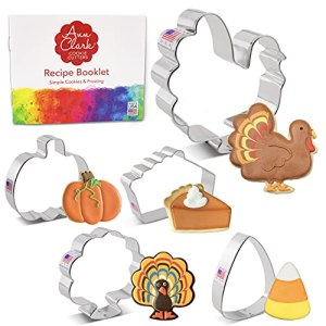 Thanksgiving Feast Cookie Cutters