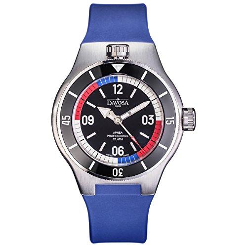 Davosa Swiss Apnoe Diver Automatik Analog Herren-Armbanduhr