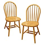 Winsome Wood Windsor Seating,...
