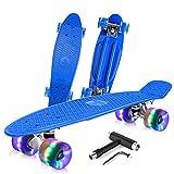 BELEEV Skateboard 22 inch...