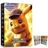 FEEEMAHA Classeur de Cartes, Support Compatible avec Pokemon, Book Best...